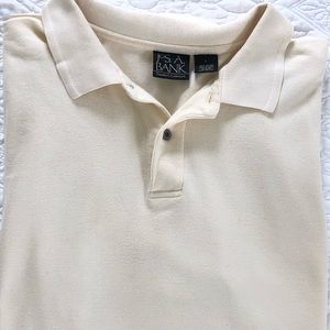 Jos A Banks travelers collection polo, Large
